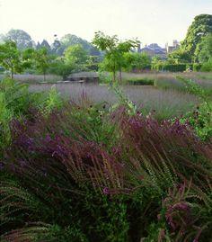De natuurlijk ogende tuin wint steeds meer terrein in De Lage landen. De vaak als stijfjes ervaren traditionele borders waarin de planten zijn gerangschikt van laag naar hoog, als ware het een oude...