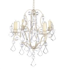 Gifts & Decor Ivory Baroque Candle Chandelier, Iron and Acrylic Gifts & Decor http://www.amazon.com/dp/B008YQ4PPS/ref=cm_sw_r_pi_dp_kNChvb0RX19HT