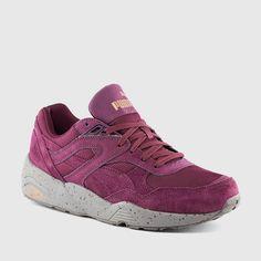 PUMA - WOMEN'S R698 WINTERIZED (ITALIAN PLUM)  #bestsneakersever.com #sneakers #shoes #puma #r698 #winterized #italianplum #women #style #fashion