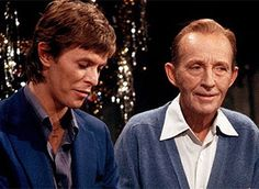 """David Bowie and Bing Crosby Sing """"The Little Drummer Boy"""": A Chestnut From 1977 Christmas Tv Shows, Christmas Duets, Christmas Music, Christmas Countdown, Christmas Movies, White Christmas, Merry Christmas, David Bowie, The Little Drummer Boy"""