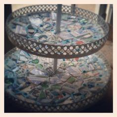 reclaimed mosaics - a world of inspiration