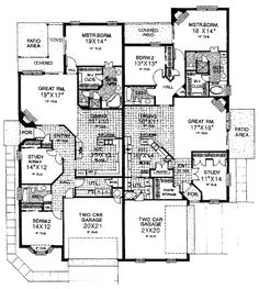 3 bedroom duplex floor plans house plans and home plans for Ehouseplans com