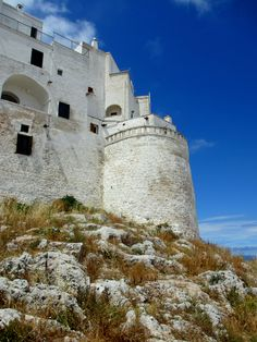 Ostuni, The White Town, Puglia, Italy, province of Brindisi
