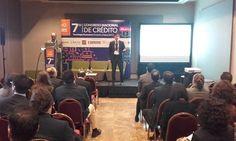Juan Mora, Director General de IMSolutions (una compañía Liberto Group) realizando demo-show de IM CollectionsSuite, Agencia Virtual para Recuperación de Deuda, solución vertical de IMSolutions para el sector de Recobro.