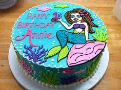 Mermaid (Cakes)
