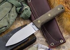 There's a reason some knife designs become classics and never die out. The L.T. Wright Genesis is patterned on one of those knives, and I predict it is going to be very popular. #L.T. Wright Knives #best bushcraft knife #choose the best survival knife