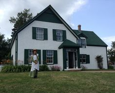 Anne of Green Gables Anne Of Green Gables, Canada, Cabin, Country, House Styles, Travel, Home Decor, Voyage, Homemade Home Decor