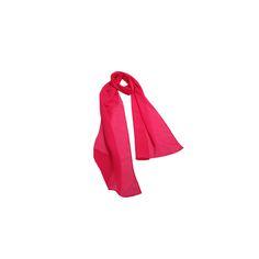 Echarpe Rosa Pink de Chiffon #echarpes #lenços #lenço #scarf #scarfs
