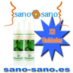 2 X Laca para cabello  con Aloe Vera, 400 ml.  Laca con Aloe Vera cultivo  ecológico Biospray 400  ml.