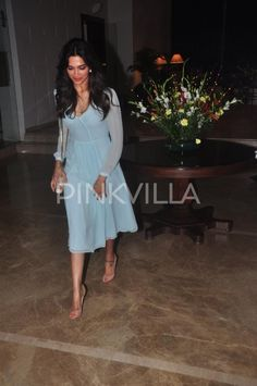 Deepika Padukone at Farah Khan's birthday bash | PINKVILLA