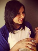 Mindy Kaling chops off her hair for a 'summer bob' Celebrity Bobs, Celebrity Haircuts, Celebrity Beauty, Celebrity Nails, Summer Haircuts, Summer Hairstyles, Bob Hairstyles, Hairdos, Bob Haircuts