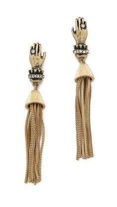 Vendome Earrings || Lulu Frost
