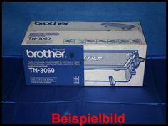 Brother TN-3060 Lasertoner Black / Schwarz -Karton geöffnet  - für Brother HL-5130/5140/5150/5170, MFC-8045/8220/8840D/8440    Bilder zur Nutzung für private Auktionen z.B. bei Ebay. Gewerbliche Nutzung von Mitbewerbern nicht gestattet. Toner kann auch uns unter www.wir-kaufen-toner.de angeboten werden.