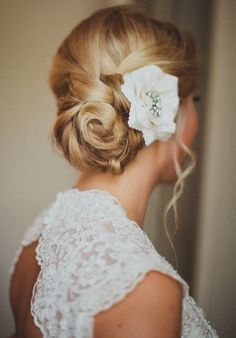 put a flower in your hair