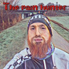 There is no bad weather only the wrong filter!  #thepainhunter #rainrun #rainrunning #coldandwet