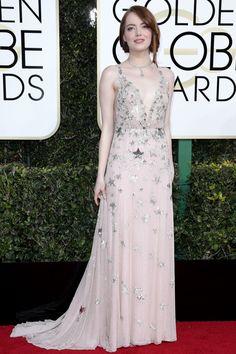 Golden Globes 2017: All the dresses...