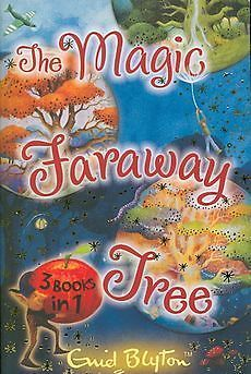 NEW The Magic Faraway Tree 3 in 1 by Enid Blyton Paperback Book good.............///////////////////////