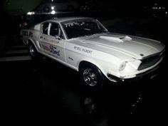 1968 MUSTANG 428 DRAG CAR Mustang Cobra Jet, 68 Ford Mustang, Mustang Old, Vintage Mustang, Classic Mustang, Drag Cars, Real Men, Mustangs, Drag Racing