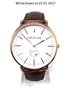 Strawberry Hill House is giving away a new 24 ICELAND watch every Monday until spring.  Enter the Sweepstake by submitting your email and press enter. Your email will be in the pot right to the end