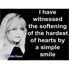 Love Goldie Hawn