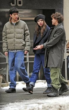 Asa, Hailee and Emile in Ten Thousand Saints