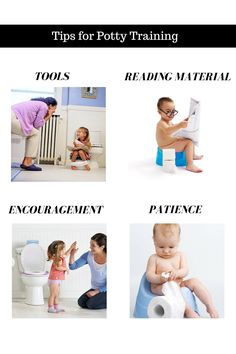 Musings by Candace Jean: How To Deal With Potty Training & Its Setbacks