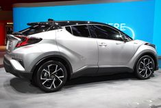 New Toyota C-HR Gets 1.2L Turbo, 2.0L And 1.8L Hybrid Powertrains [New Pics]   Carscoops