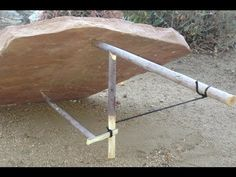 "<span class=""EmojiInput mj392"" title=""Black Right-Pointing Triangle""></span> Paiute Deadfall Trap - YouTube"