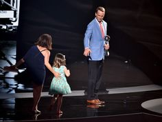 Peyton Manning's record touchdown No. 509 last season won an ESPY for Best Record-breaking Performance.