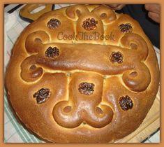 Χριστόψωμο | cook-the-book Pie, Cooking, Desserts, Recipes, Greek, Food, Torte, Kitchen, Tailgate Desserts