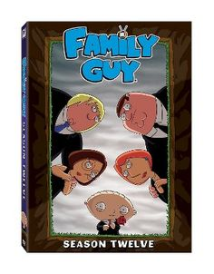 Family Guy: Season 12 (3 Discs) (Widescreen) #familyguy #entertainment