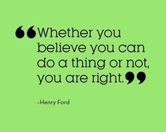 The most profound truth that one can ever come to understand... #BELIEVE