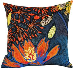 Foret French Cushion Pillow Cover