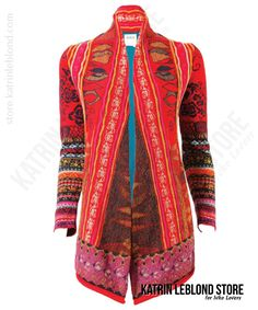 Red Ivko sweater 42705