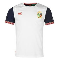 Canterbury | Canterbury Lions Training T Shirt | Men's Rugby Training Wear