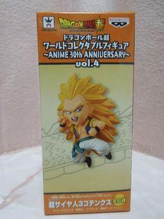 New Dragon Ball Super DWC Vol.4 ANIME 30th ANNIVERSARY Gotenks Figure