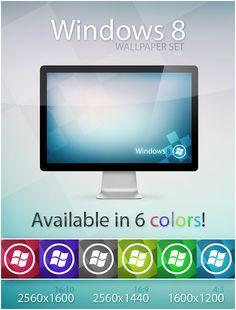 Windows 8 WallSet by PHOR3.deviantart.com on @deviantART