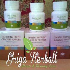 Untuk konsultasi dan pemesanan bisa langsung hubungi :  ASIFA AL-ZAHRA SMS/WA 0882-I853-3242 Pin BB : 311339C8 line : griya-herbal Twitter : @griya-herball Facebook : Klinik Ideal Tiens IG : Griya herbal tiens  www.pelangsingmurah.com  100ALAMI TANPA EFEK SAMPING!!!  #pemutihbadan #pemutihwajah #pelangsingtubuh #peninggibadan  #garansi #kalsium #herbal #halal #terbukti #promosi #onlineshop  #promosionlineshop #shop #garansi #trustedshop #selangor #internasional  #quality #malaysia #singapore