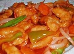 Sweet & Sour Chicken (Crockpot)