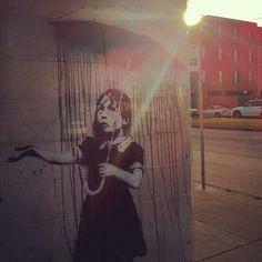 Banksy, New Orleans - street art