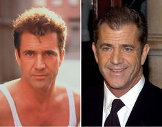 How 15ofthe world's greatest male actors have changed over time