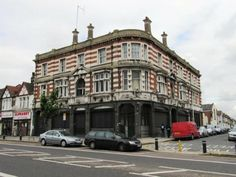Dukes Head, East Ham, E6 - another lost pub