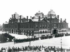 On May 11, 1894, four thousand Pullman Palace Car Company workers go on strike in Illinois, effectively shutting down production in the Pullman factories.