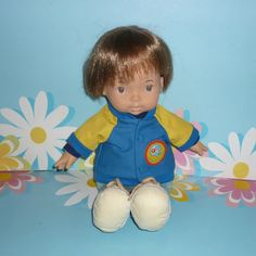 1975-76 Fisher Price  Lapsitter Joey Doll  by DolllightedToMeetYou #gotvintage #unitedsellers #dolllighted