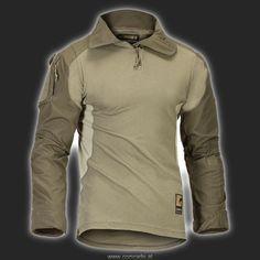 Clawgear Mk.II Combat Shirt, RAL 7013 Tactical Survival, Tactical Gear, Tactical Shirt, Airsoft Gear, Tactical Equipment, Survival Gear, Survival Equipment, Survival Clothing, Tactical Clothing