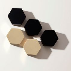 hex paper weight