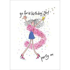 Repin this great card - One of our very best sellers CK27 Party On! and just £1.50 - visit the website to buy