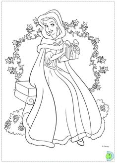 1000 Images About Christmas Coloring Pages On Pinterest