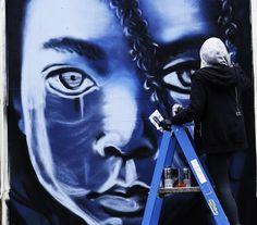 Global Street Art - Global Street Art - Street art and graffiti from around. Graffiti, Street Art, Novels, City, Artist, Artists, Cities, Graffiti Artwork, Fiction