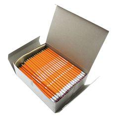 Oriole Pencils Presharpened 144-box
